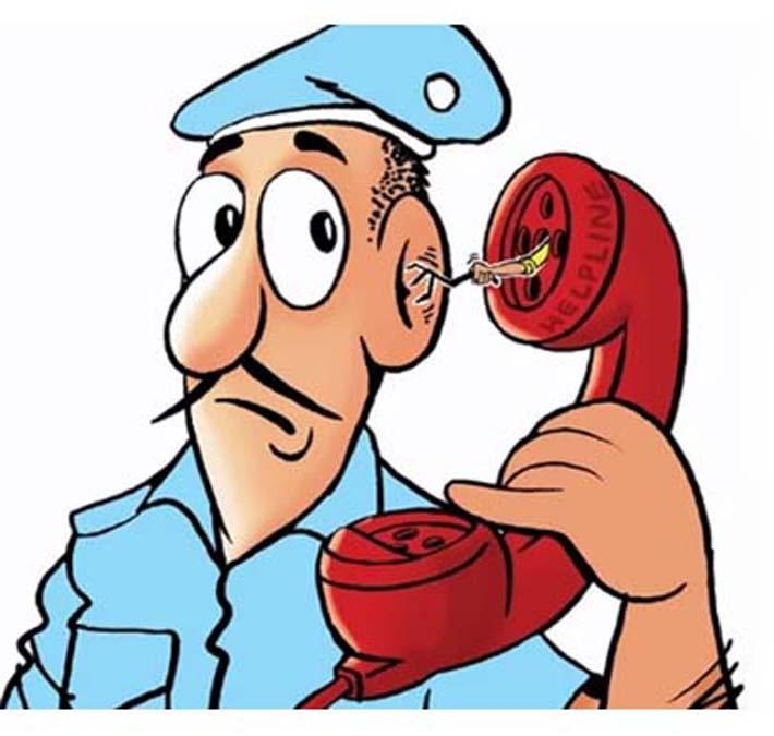 घर छोडेर टाढा जाँदै हुनुहुन्छ ? 'प्रहरीलाई जानकारी दिनुस् !'