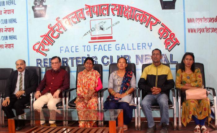 न्याय नपाए मानव अधिकार आयोगको ढोकामा मर्ने कुमार पौडेलकी आमाको चेतवानी