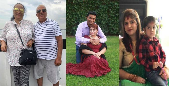 छोरीज्वाई भेट्न अमेरिका पुगेका बुबाआमा छोरी सहित् दुर्घटनामा परी निधन