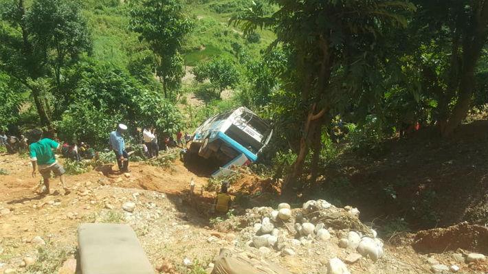 सिन्धुपाल्चोक दुर्घटना अपडेट: मृत्यु हुनेको सङ्ख्या १४ पुग्यो