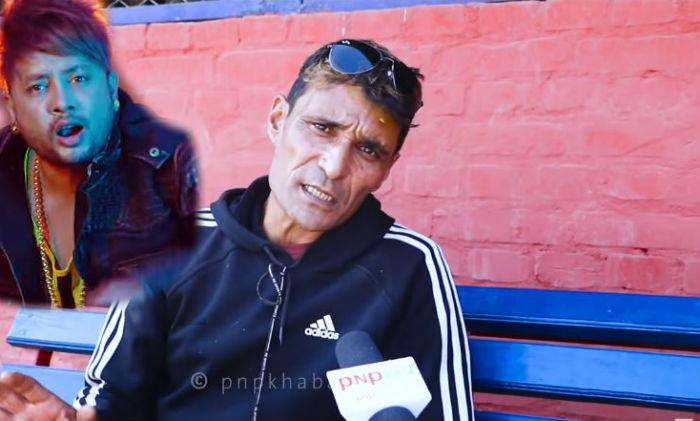गायक दुर्गेश थापाको गीतमा देउसी नखेल्न समाजसेवी बस्नेतको आग्रह !