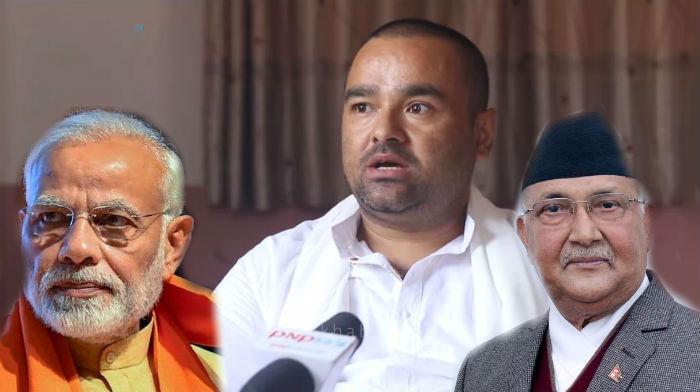 जनता हैन भारत विरुद्ध राजनीतिक दल जाग्नु पर्यो : दिपेन्द्र कँडेल