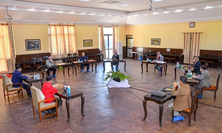 आज नेकपा सचिवालय बैठक बस्दै