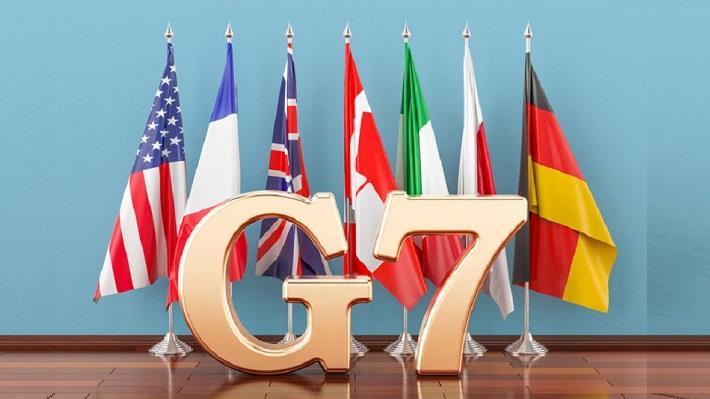 जी-सेभेन राष्ट्रका नेताद्वारा गरिब देशलाई सहयोग गर्ने प्रतिबद्धता