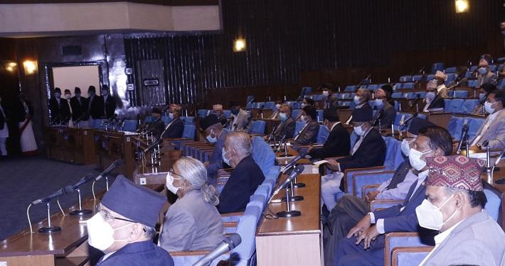 प्रतिनिधि सभा दोस्रो बैठकमा विश्वासको मतका लागि प्रक्रिया सुरु (भिडियोसहित)