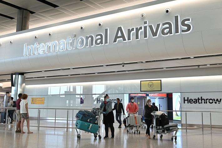 बेलायतद्वारा नेपालसहित ४७ देशलाई यात्राको रातो सूचीबाट हटाइयो