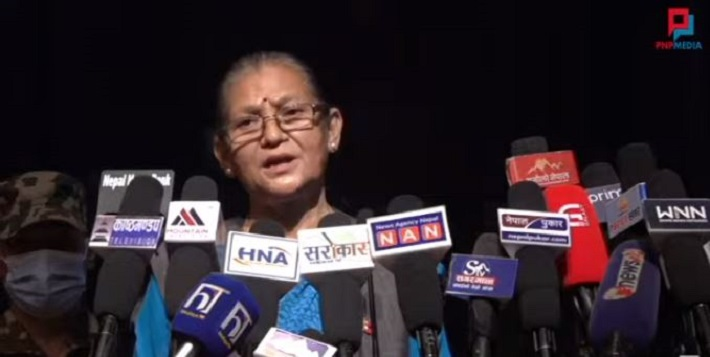 माधव नेपाल एमालेमै फर्केर आउनुस्, त्यो बेला म रातभरि सुत्न सकिन : अष्टलक्ष्मी शाक्य