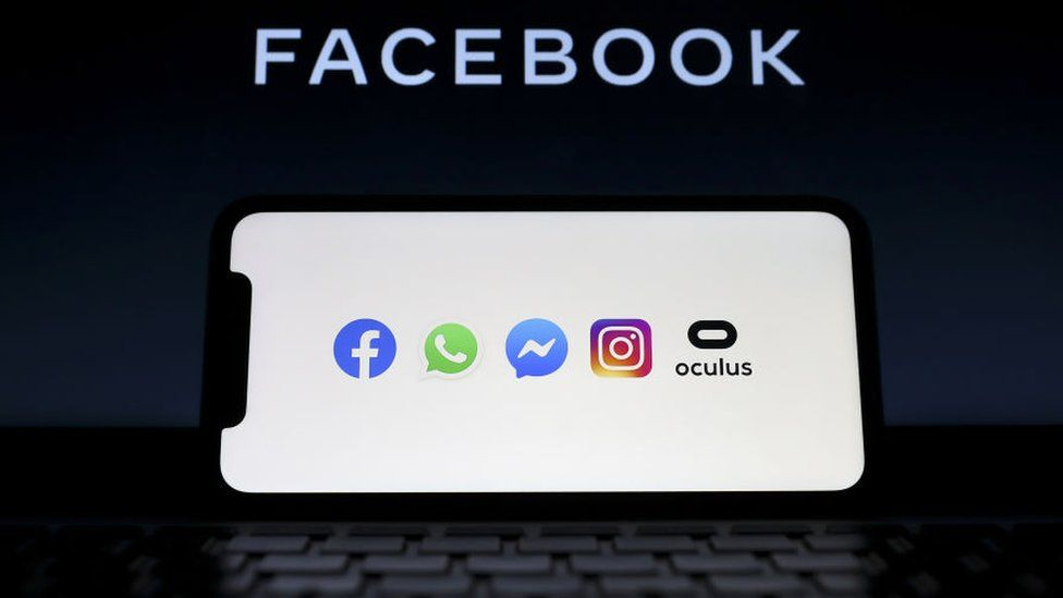 फेसबुक, ह्वाट्सएप र इन्स्टाग्राम चल्न थाले