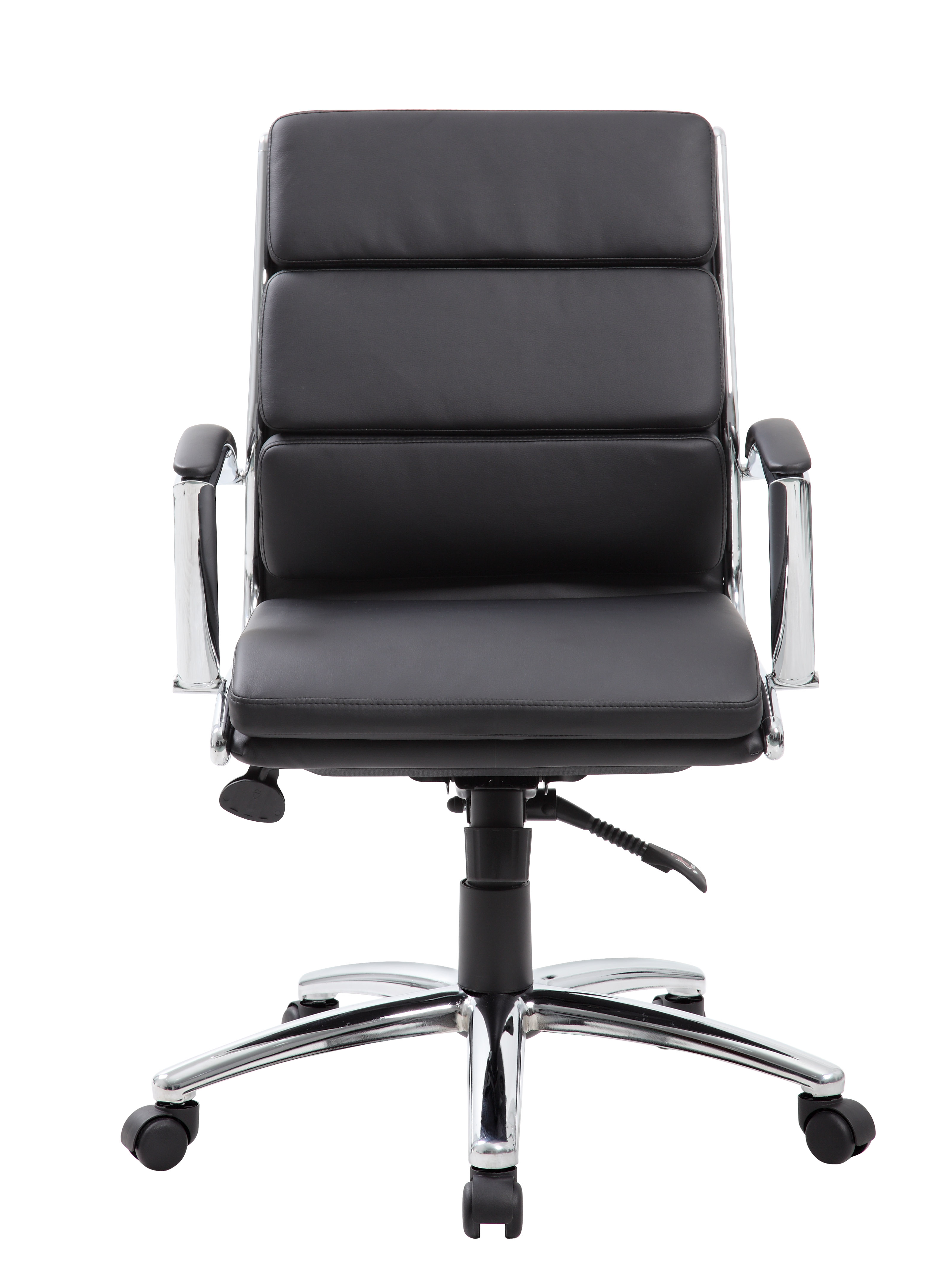 nice office chair reddit wood bar chairs boss caressoftplus executive mid back pnp