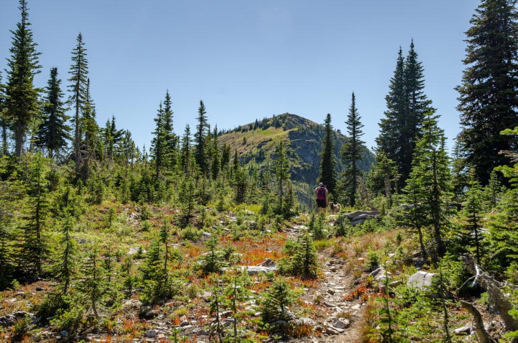 Abercrombie Mountain