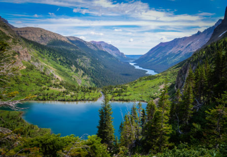 Glenns Lake - Glacier Park