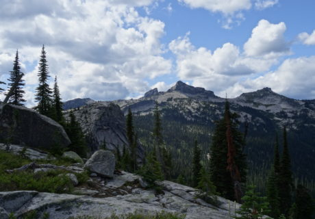 Selkirk Mountains