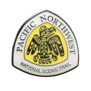 Lapel Pin - Pacific Northwest Trail
