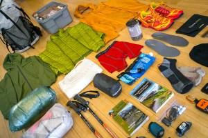 Prepare for a PNT thru-hike