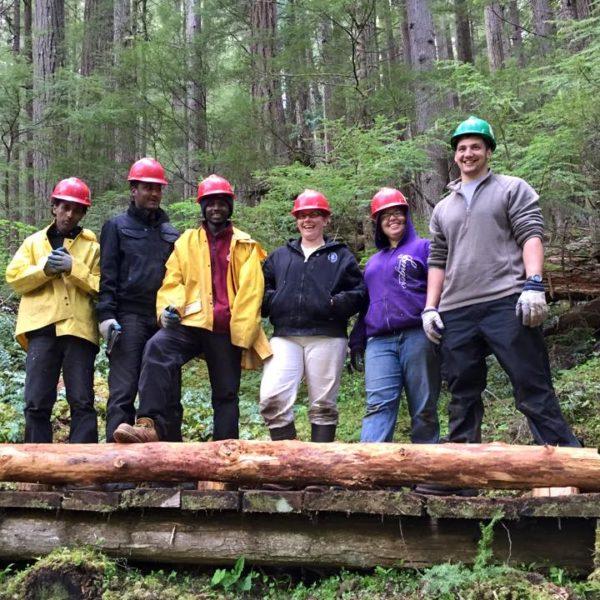 PNTA-Job Corps Trail Crew