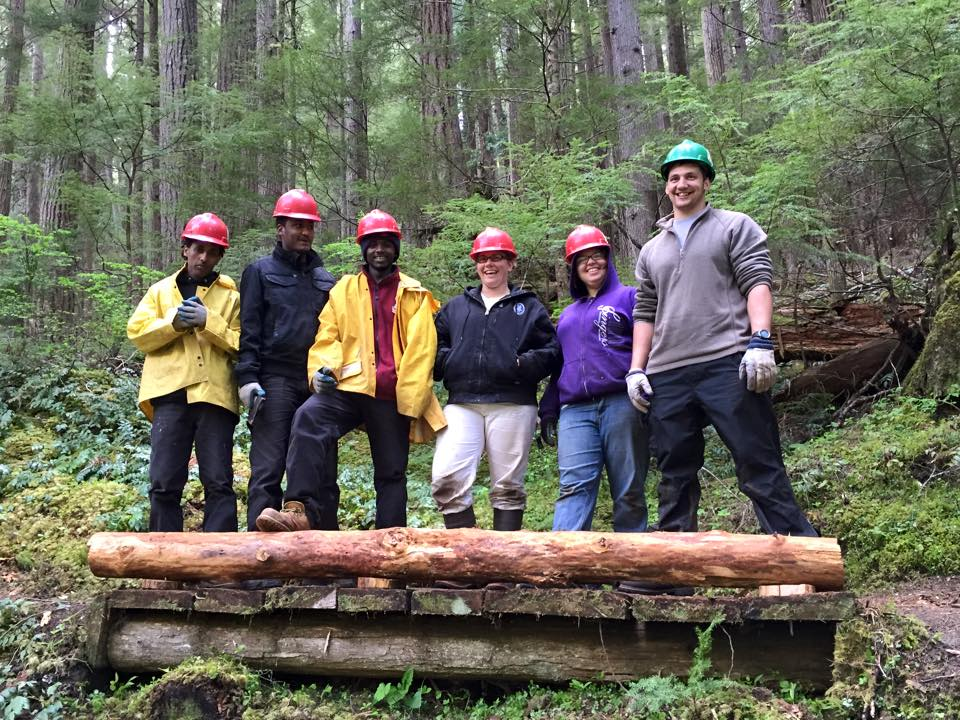 PNTA-Job Corps Trail Crew