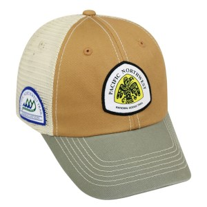 PNT Trail Way Hat - Tobacco-Sage