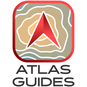 Atlas Guides logo