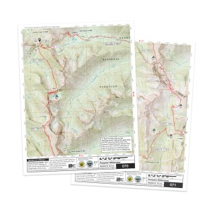 Pacific Northwest Trail Maps - 2018 Edition