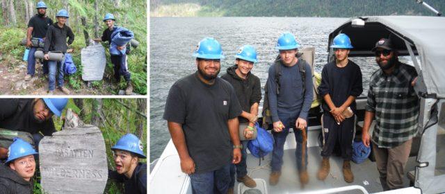 PNTA - Job Corps Trail Crew