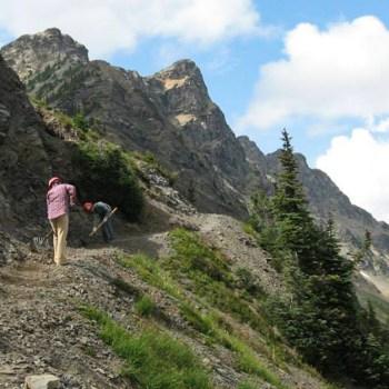 Performance Trail Crew - restore pasayten
