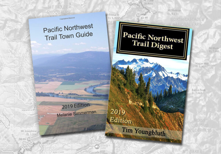Pacific Northwest Trail Guidebooks