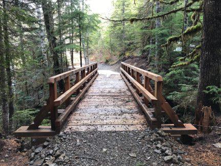 A stockbridge on the PNT