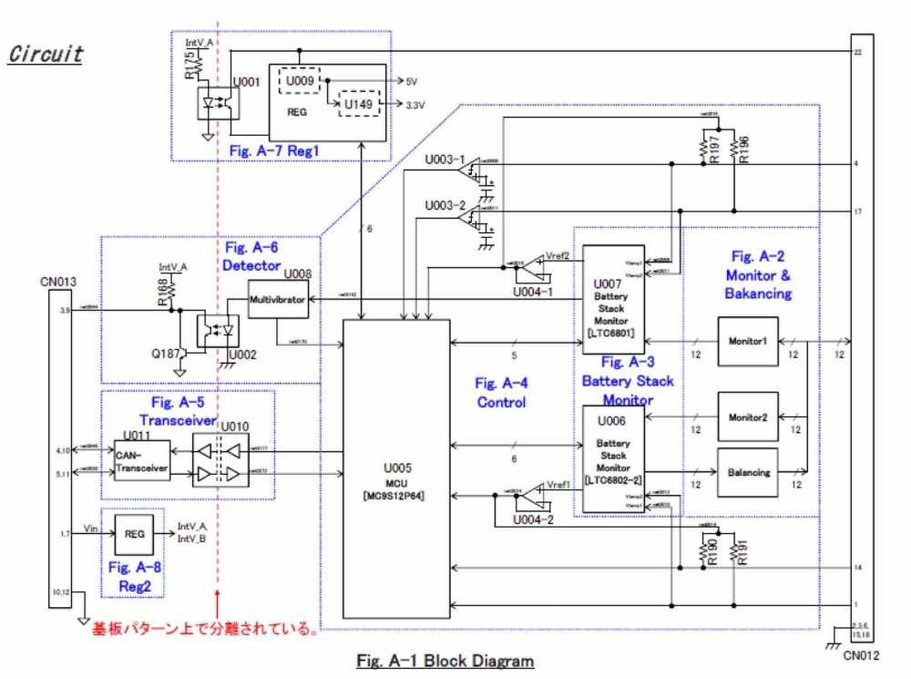 medium resolution of teardown bmw i3 battery management system