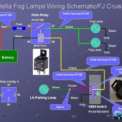 Hella Lights Wiring Diagram Telephone Socket Malaysia Fog Light Switch - Yotatech Forums