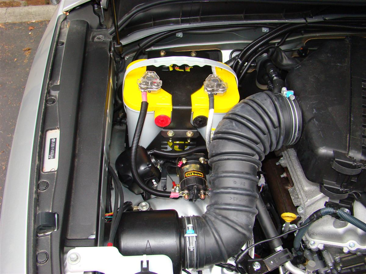 Toyota Tacoma Wiring Diagram Best Dual Battery Set Up Yotatech Forums