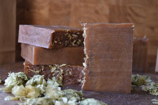 Naked HOPS & HONEY – Unscented, All Natural, Handmade Skin Care