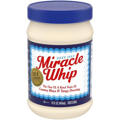 Miracle Whip is Great for Macaroni and Potato Salads!