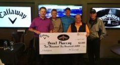 Callaway Golf Invitational Champion Brent Murray
