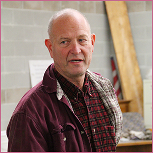 Barry Hansen serves as the Reconstruction Project Manager of the Rebuild: Up from the Ashes movement.