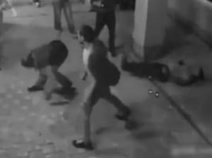 プロボクサーがヤンキー2人と路上喧嘩したらどうなるか、3秒で分かる動画