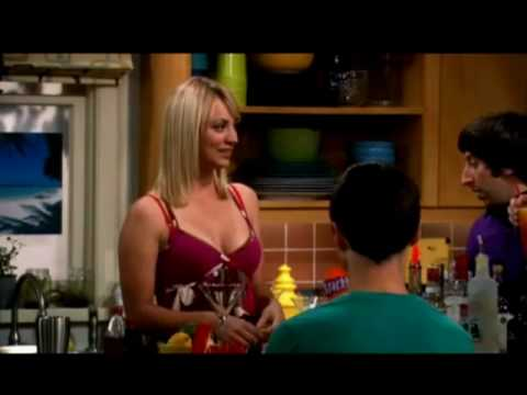 Escena de The Big Bang Theory sense riures enllaunats