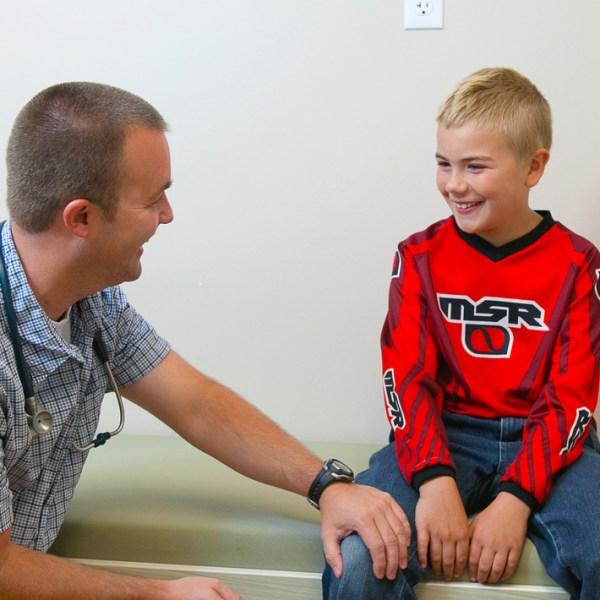 Kid Doctor in Pocatello