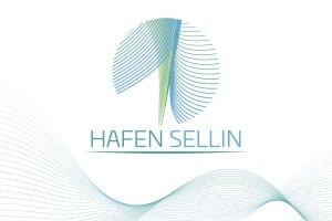 Logo Signetgestaltung Hafen Sellin Pocha
