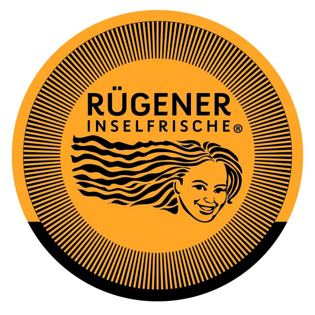 Logo Signetgestaltung Corporate Design Rügener Inselfrische von Pocha