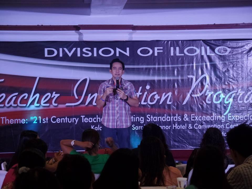 Teacher Induction Program Iloilo