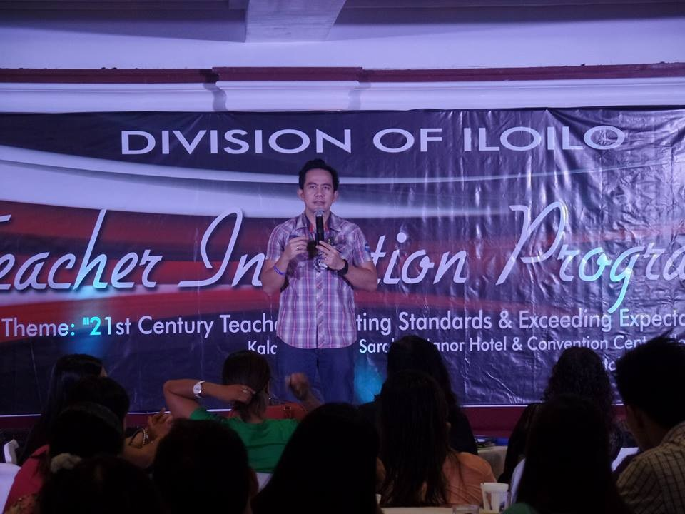 Teacher Induction Program Iloilo