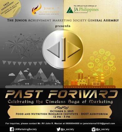 JAMS Past Forward