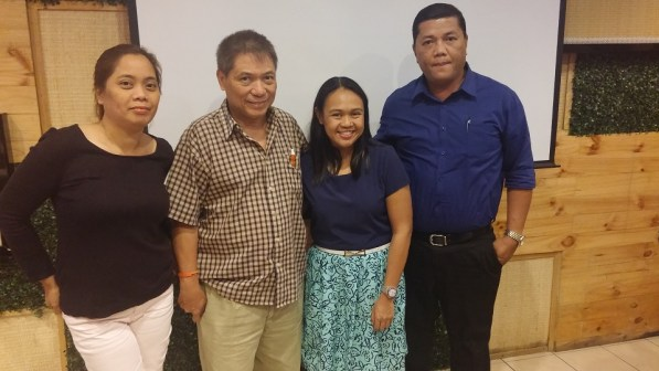 With Zoomanity Owner Robert Yupangco and Sales Managers