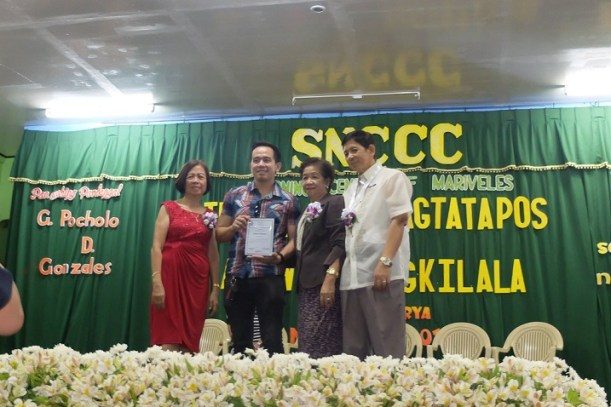 Guest of Honor Pocholo Gonzales