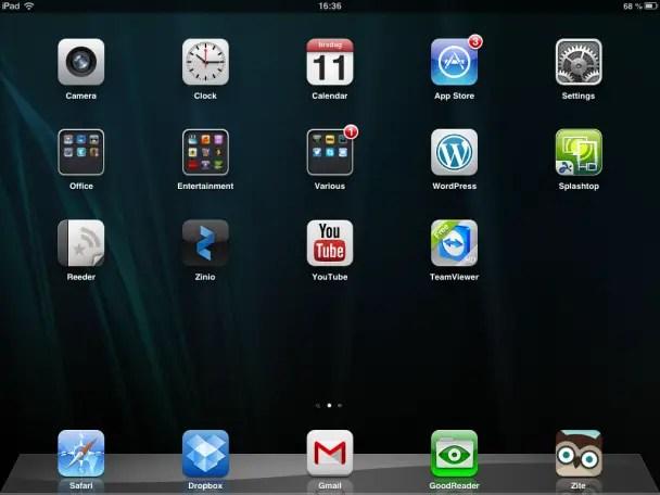What's on my iPad mini - Pocketables