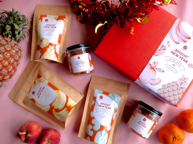 Charming gift ideas for a memorable CNY and Valentine's celebration