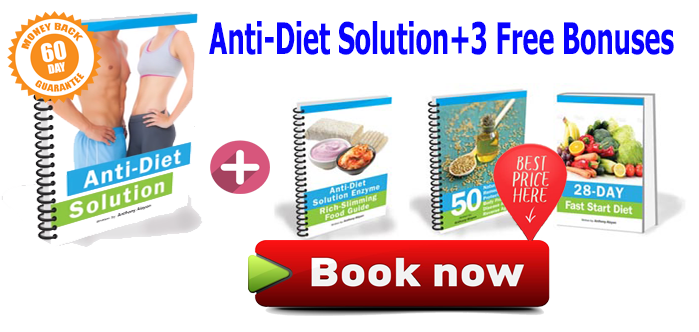 Anti Diet Solution Download