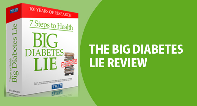 The Big Diabetes Lie Review