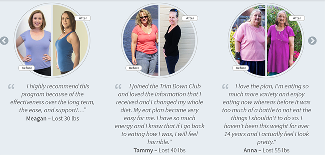 Trim Down Club Reviews