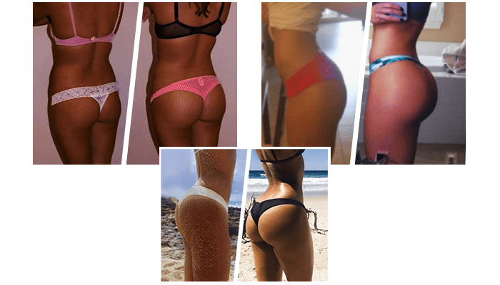 Apex Booty Before and Afrer